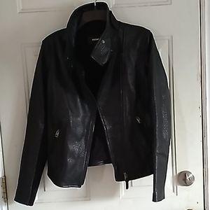 Mackage Leather Coat